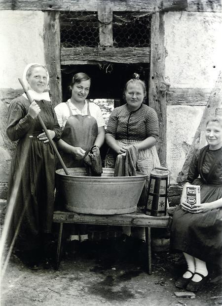 Frauen, die früher männer suchten