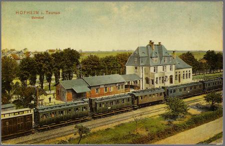 Hofheim Bahnhof