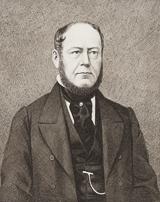 Portrait Carl Adolf Heinrich* Girard