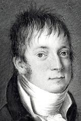 Portrait. Johann <b>Friedrich Knapp</b> - 1475