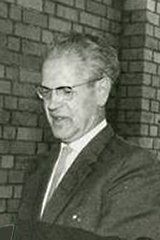 Ernst Schütte Kultusminister