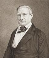 Portrait Dietrich Wilhelm* Heinrich Busch