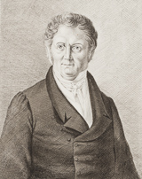 Portrait Ferdinand Mackeldey