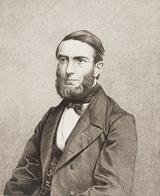 Portrait Franz Theodor* Waitz