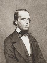 Portrait Friedrich Matthias Claudius