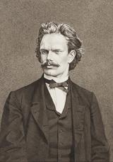 Portrait Curt Wachsmuth