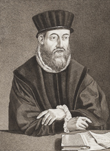 Portrait Victorinus Schönfeld
