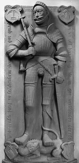 Georg von Frankenstein 1531, Nieder-Beerbach