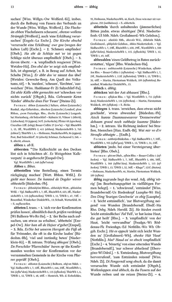 Page View: Volume 1, Columns 13–14