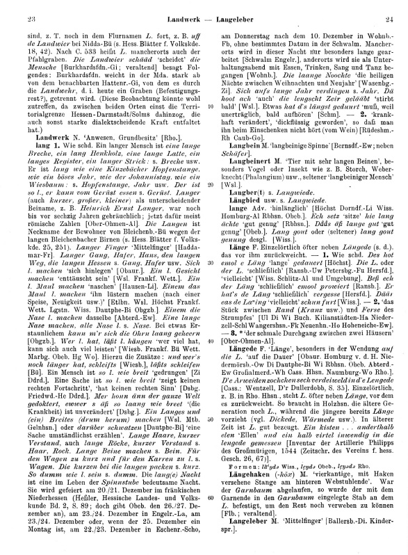 Page View: Volume 2, Columns 23–24