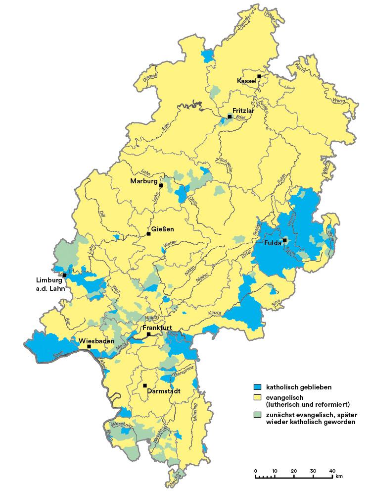 Historisches Ortslexikon Entdecken Lagis Hessen