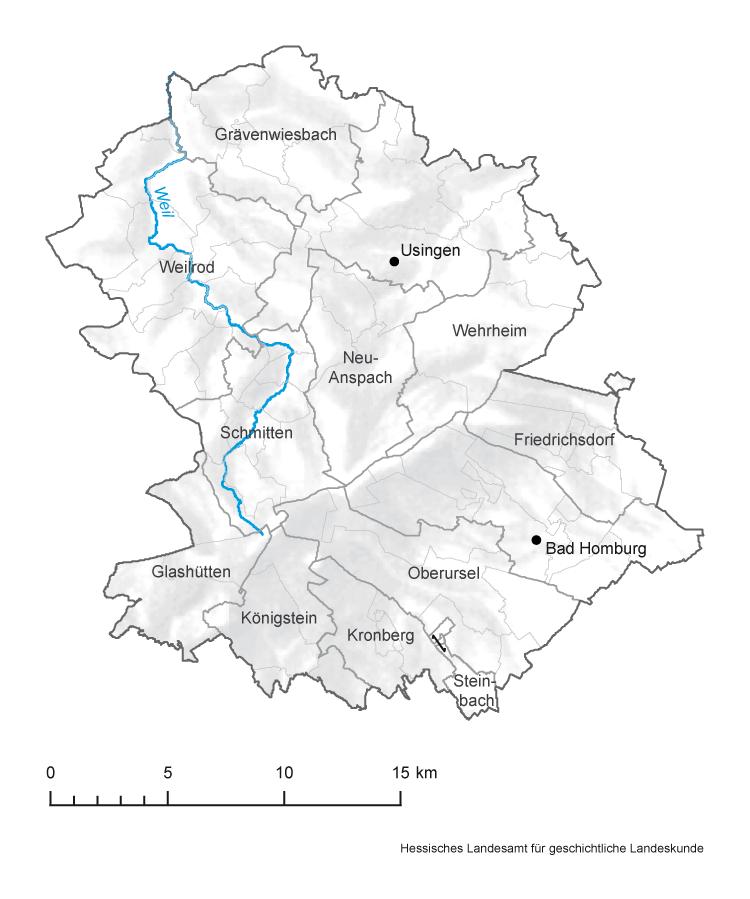 Historisches Ortslexikon Landkreise A Z Lagis Hessen