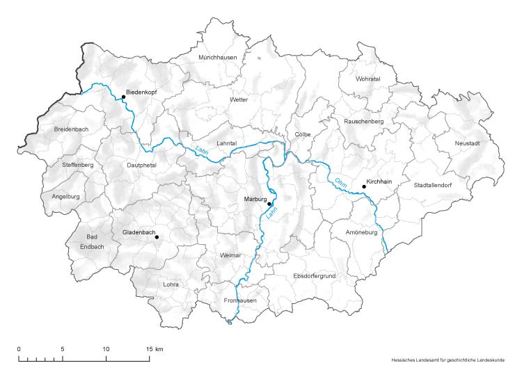 Historisches Ortslexikon : Landkreise A–Z : LAGIS Hessen